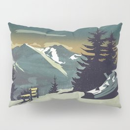 Pause Pillow Sham