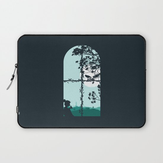 Mad World II Laptop Sleeve