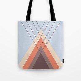 Iglu Blue Retro Tote Bag