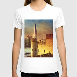 The Tower of London & The Shard T-shirt