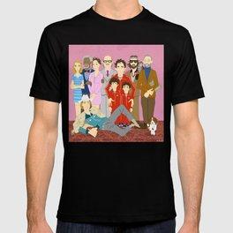 Royal Tenenbaums Family Portrait  T-shirt
