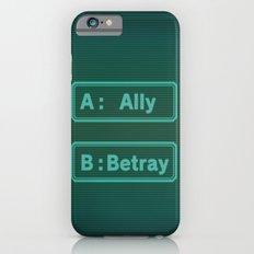 Ally Betray / Zero Escape - Virtues Last Reward Slim Case iPhone 6s