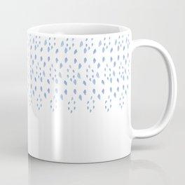 Eyelet Blue Coffee Mug