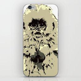 Snub Nosed Monkey iPhone Skin