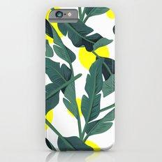Tropical '17 - Fresh [Banana Leaves] Slim Case iPhone 6s