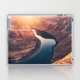 Horseshoe Bend II Laptop & iPad Skin