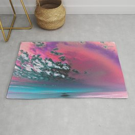 Cloud Movement Easter 2018 Rug