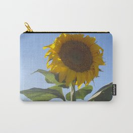 Sunflower in Valencia Carry-All Pouch