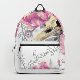 Avian Flower Bones Backpack