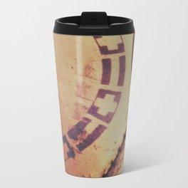 The Stitches Metal Travel Mug