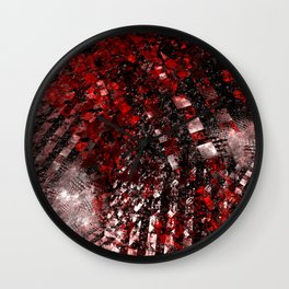 Abstract Collisions Wall Clock