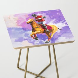 power of polo Side Table