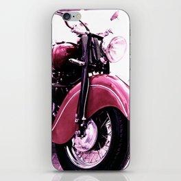 Motorcycle iPhone Skin
