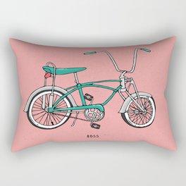 Boss. Rectangular Pillow