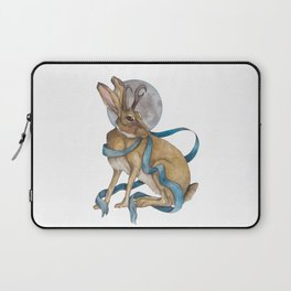 Tie Me To The Moon Laptop Sleeve