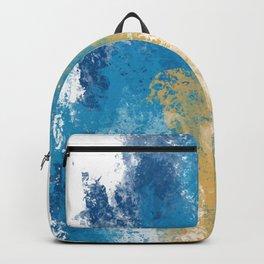 Knife's Edge Eruption Backpack