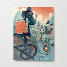 Monkey 2016 Metal Print