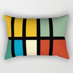 Abstract composition 23 Rectangular Pillow