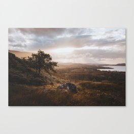 Wester Ross - Landscape and Nature Photography Canvas Print