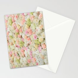 Flower Wall Stationery Cards