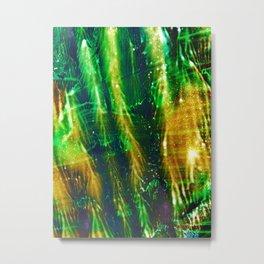 Cosmic Pillars Metal Print