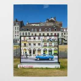 Ola Cuba Lille Poster
