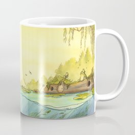 Lily Pad Lessons Coffee Mug