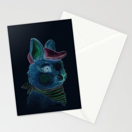 Bunny With Hat Stationery Cards