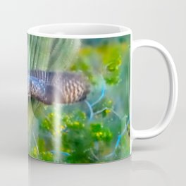Mama Owl Headed Out of the Nest for the Evening Hunt Coffee Mug