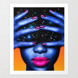 Deep Space Kunstdrucke