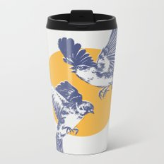 Sparrows Metal Travel Mug