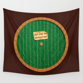 Out for an adventure Wall Tapestry