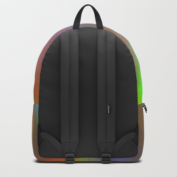 Halographic Backpack