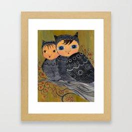 Eulemen Framed Art Print
