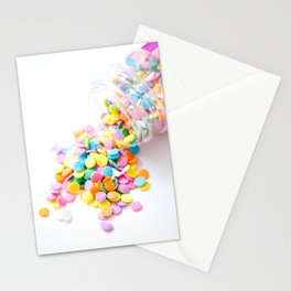 Confetti Sprinkles Stationery Cards