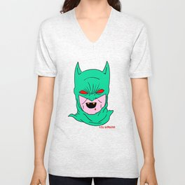 HEROES AND FOES Unisex V-Neck