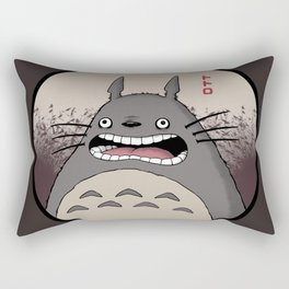 Frantic Forest Spirit Rectangular Pillow