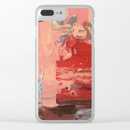 Margot and Family Clear iPhone Case