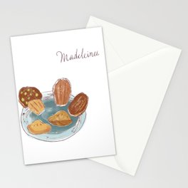 Madeleines Stationery Cards
