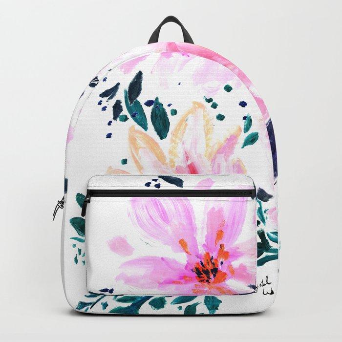 Floral Daydream Rucksack
