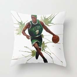 Rajon Throw Pillow