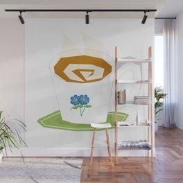 Cuppa Tea Wall Mural