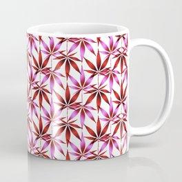 WEED LOVE, PINK WINE Cannabis Smoke Marijuana Coffee Mug
