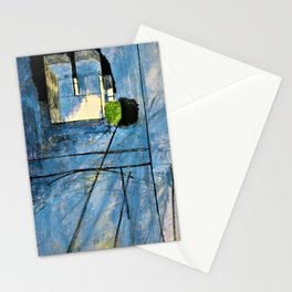 Henri Matisse - View of Notre Dame - Digital Remastered Edition Stationery Cards