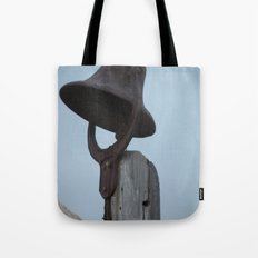 Old Bell Tote Bag