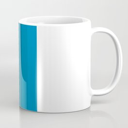 Blue Gradient Coffee Mug