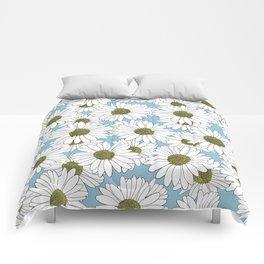 Daisy Blue Comforters