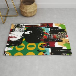 AFRO CITY Rug