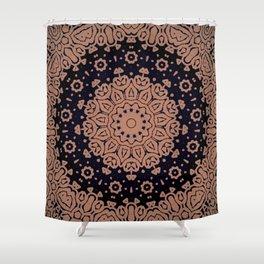 Maya // Vintage Hippy Bohemian Boho Gypsy Free Spirit 60's Flower Child Soul Tribe Peace Love Shower Curtain
