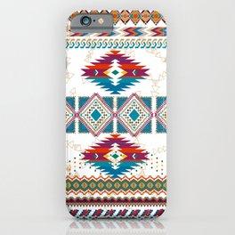 Tribal Jaquard iPhone Case